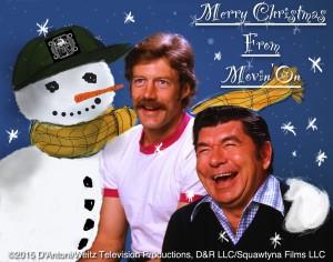 Movin' On Christmas card 2015