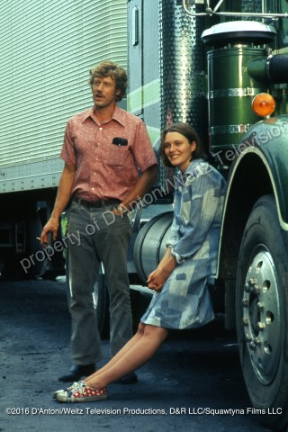 Frank Converse and Tessa Dahl