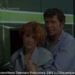Tina Louise and Claude Akins