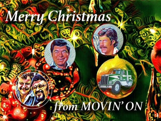 Movin' On Christmas Card 2016