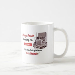 Sonny Pruitt Trucking Co. mug