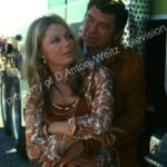 Claude Akins and Sheree North