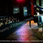John Rubinstein at the piano