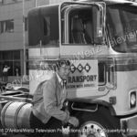 Claude Akins with GMC Astro Cabover as seen in Movin' On