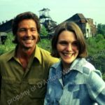 William Smith and Tessa Dahl